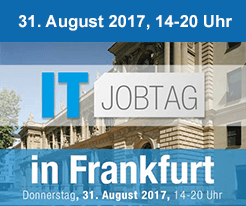 IT Jobtag Frankfurt