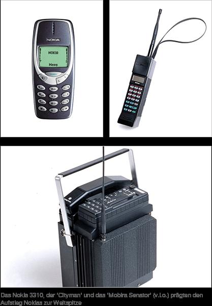 Nokia 3310 und weitere Nokia Klassiker